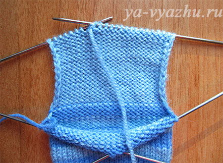 Вязание спицами подробно фото