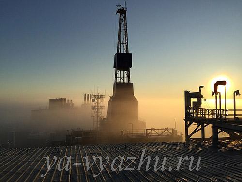 Синтетическая пряжа из нефти