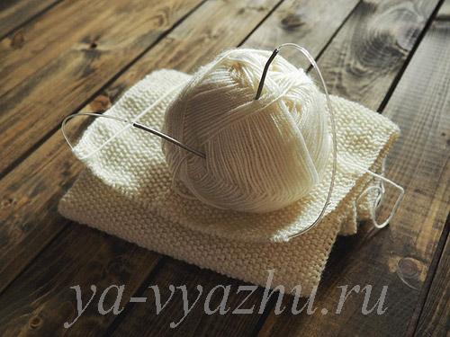 Спицы для вязания по кругу