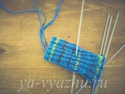Чулочные спицы для вязания