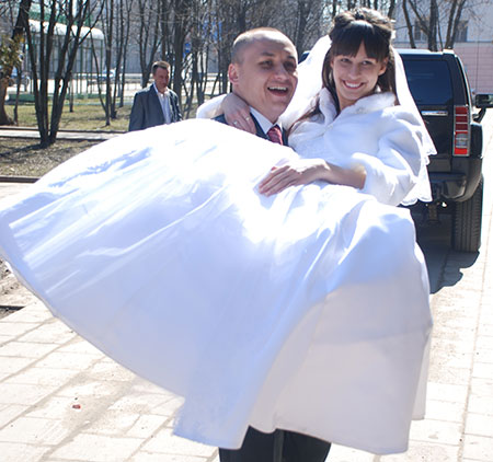 Свадьба старшей дочери