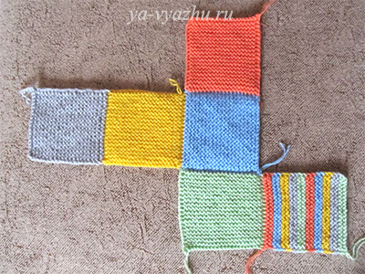 Мастер-класс по изготовлению вязаной игрушки