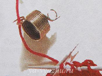 Наперсток для вязания жаккардовых узоров