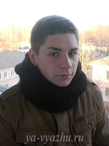 Старший сын Марины Гибовской