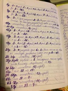 Страница 5 рукописного описания