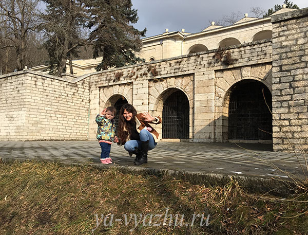 Прогулка по зимнему Пятигорску