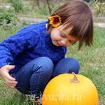 ПЕРЕДЕЛКИ: детский джемпер «Диагональ-ка» получает новую жизнь