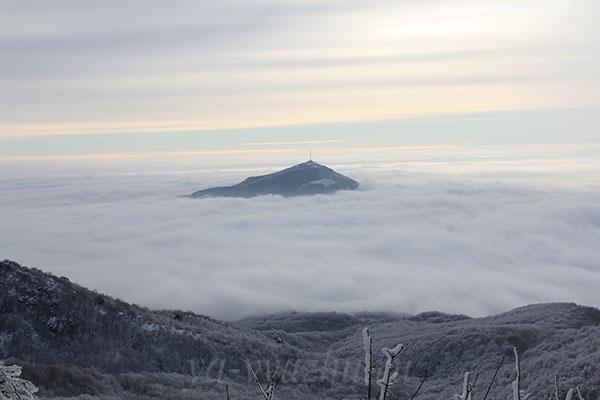 Вид с горы Бештау