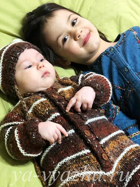 Сестренка с братиком