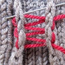 Мой «фирменный» способ, или Как сшить вязаное изделие
