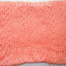 Ажурный шарф-палантин из ангоры от Оксаны Белоусовой