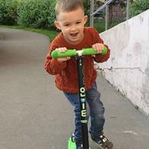 Джемпер для мальчика 3-4 лет «Крестики-нолики»
