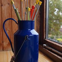 Спицы для вязания: их форма, назначение, размеры, материалы