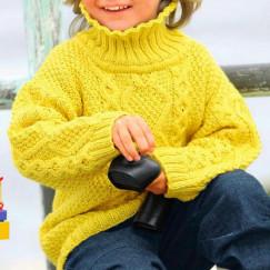 Три красивых свитера для вашего любимого мальчика